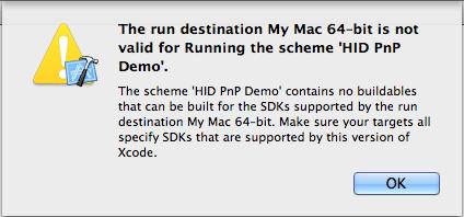 Mac 64 bit support