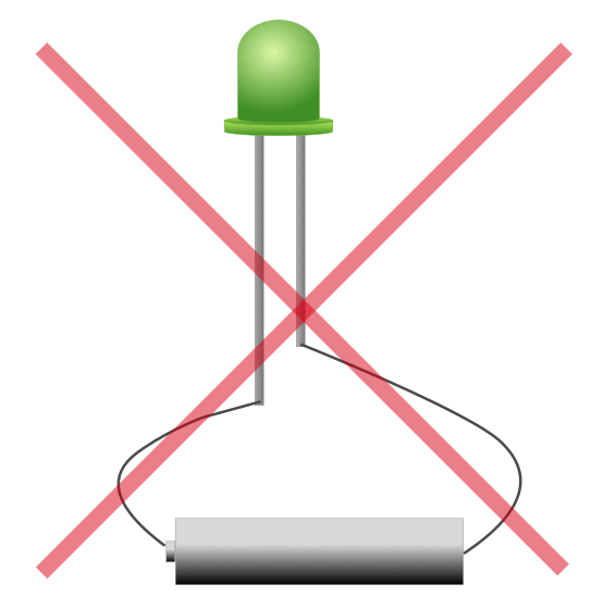 Led ng connection  mini