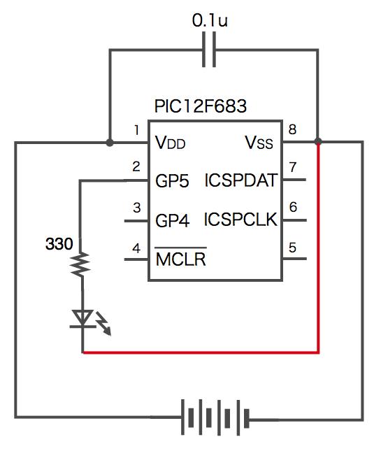 Led pic diagram q