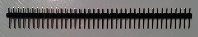 Original pin header