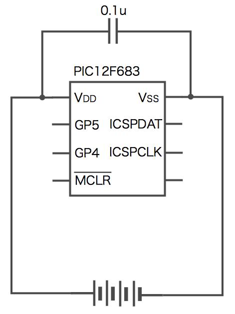 Pic capacitor diagram