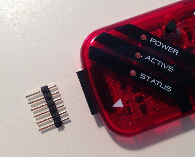 Pickit3 n pin header