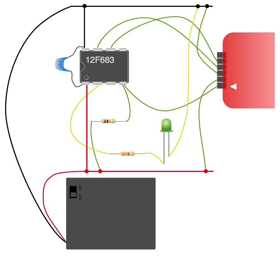 Circuit vdd vss arranged