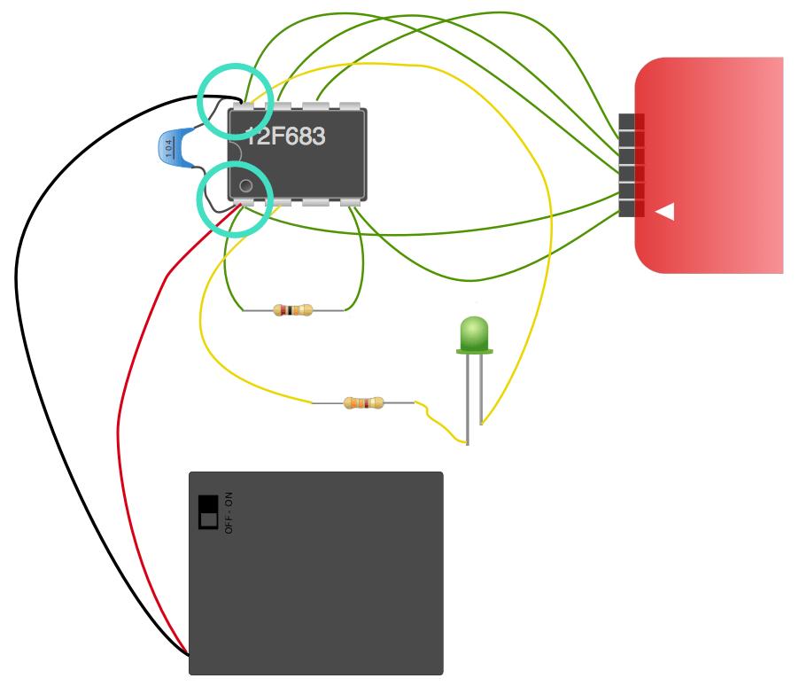 Circuit vdd vss
