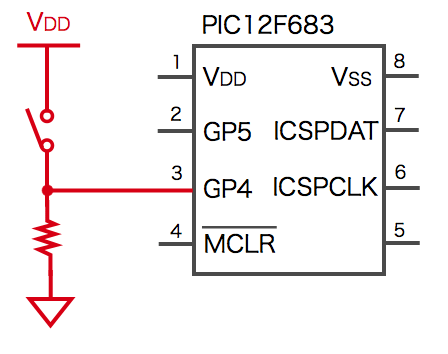 Switch gp4 pull down