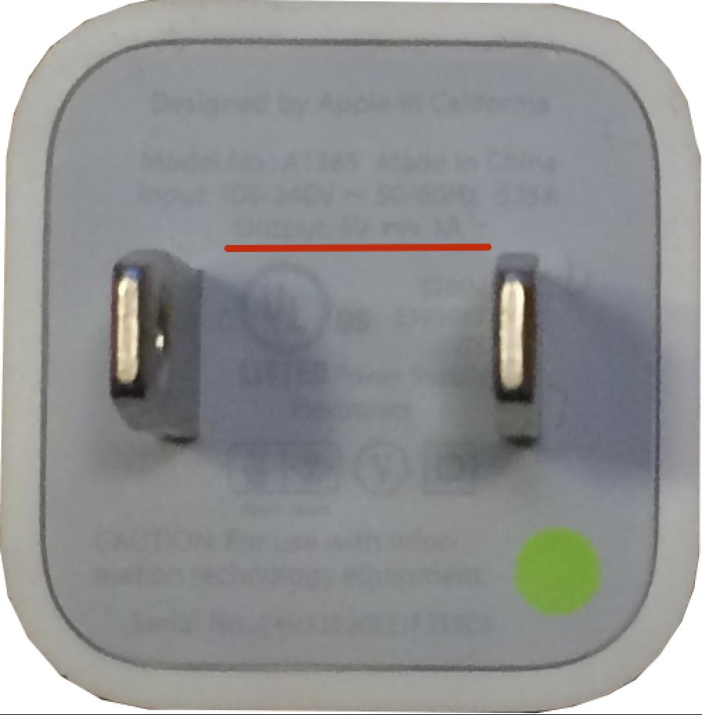 Iphone adaptor