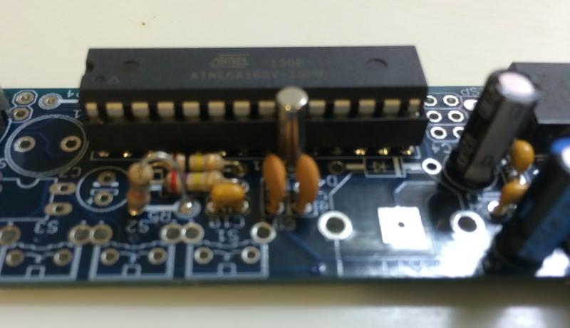 Icc clock circuit