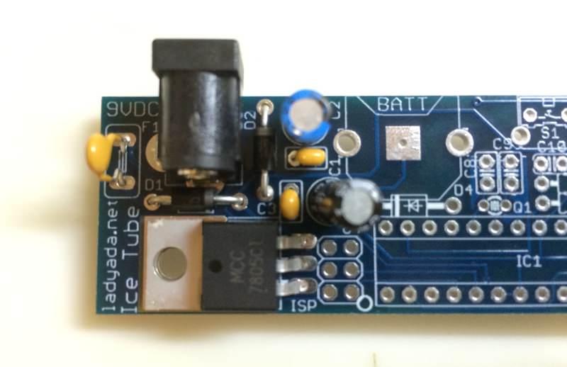 Icc power circuit