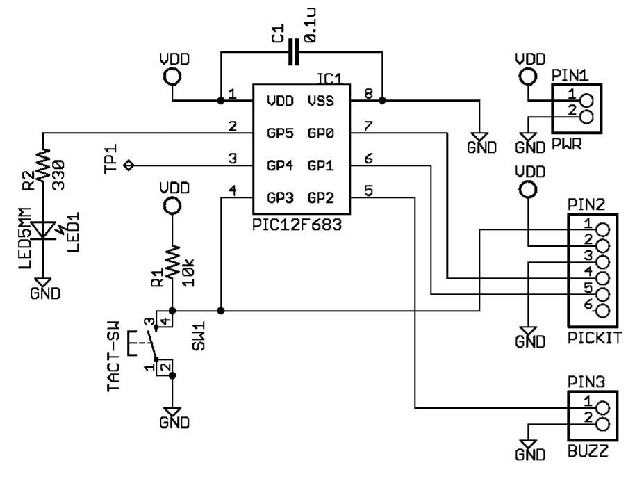 Test schematic