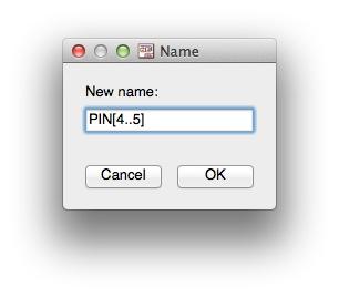 Bus name