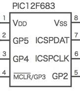 Pic12f683 base