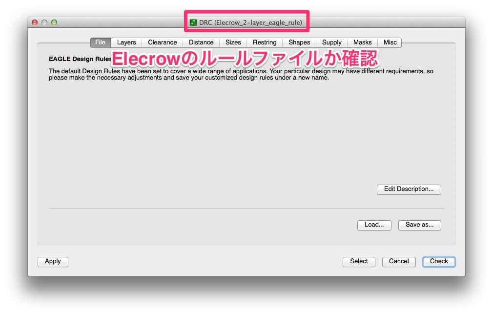Drc elecrow
