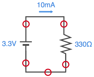 Circuit example current