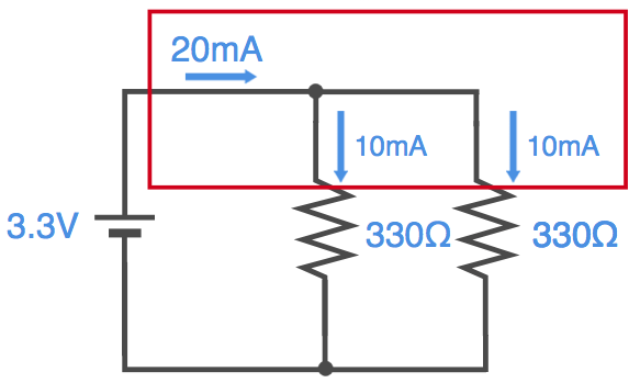 Circuit example parallel 15