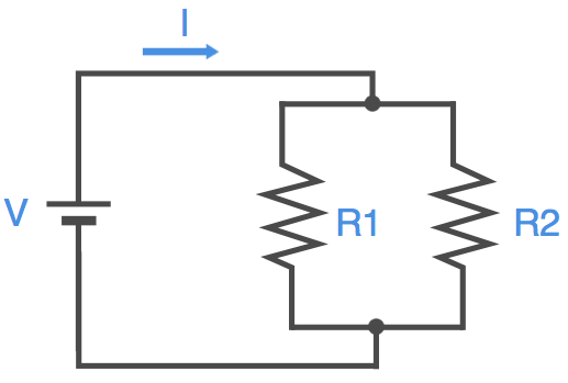 Circuit example parallel