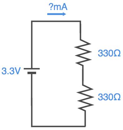 Circuit example serial 1