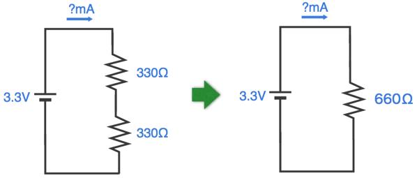 Circuit example serial 2