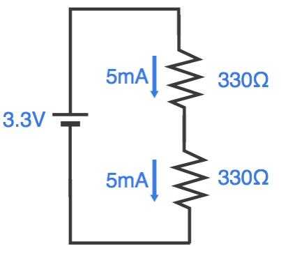 Circuit example serial 3