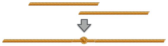 Rope serial