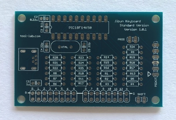 Jk v101 board