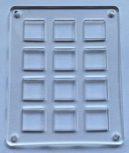 Keypad panel
