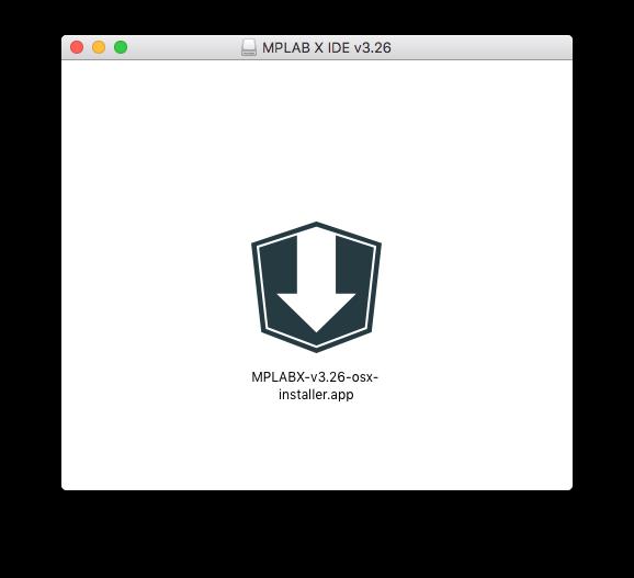 Mplabx install step 1