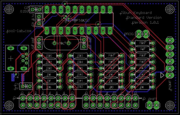 Standard board v101