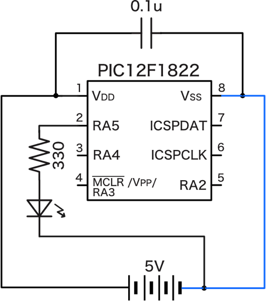 Pic led schematic 3