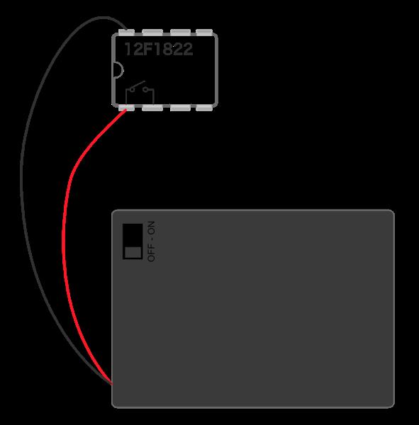Pic switch circuit