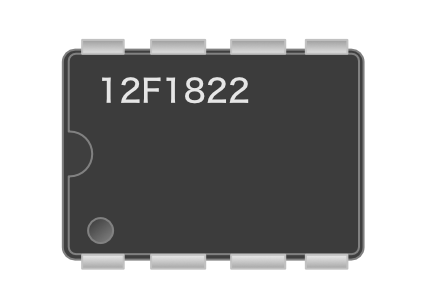Pic12f1822 package