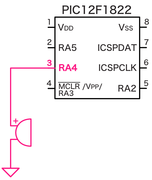 Pic basic 26 buzzer and ra4
