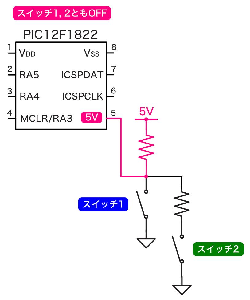 Pic app 8 pic circuit 1 off