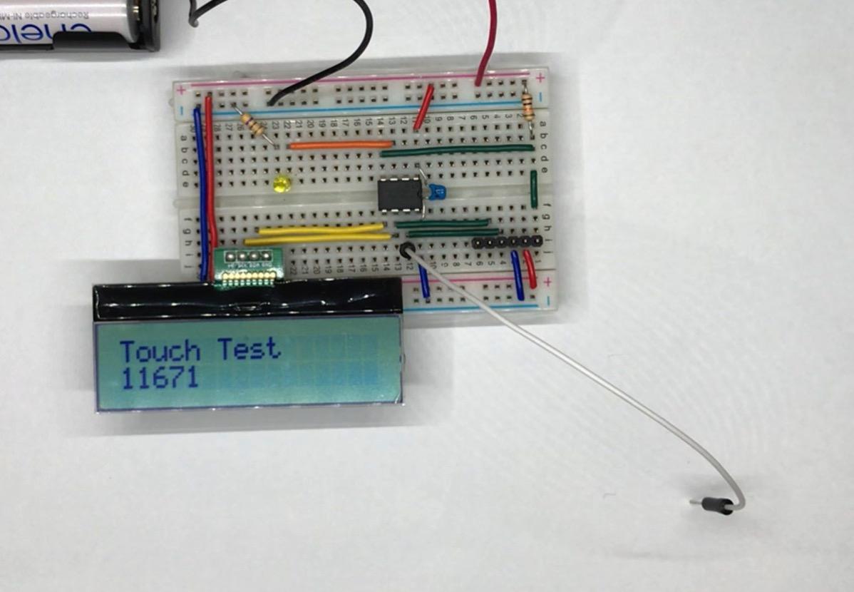 Pic app 21 wire sensor