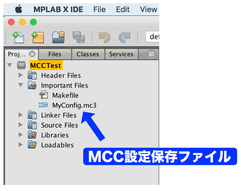 Pic app 27 mcc setting file