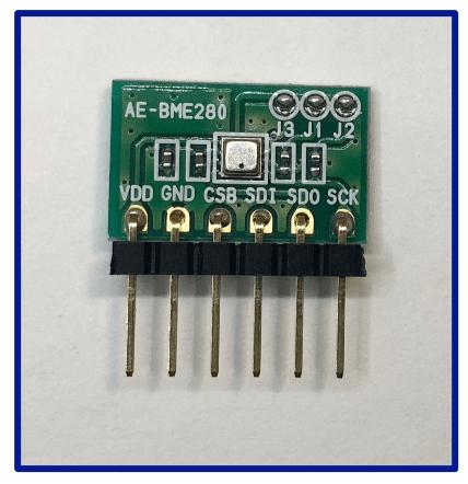 Pic practice 4 bme280 module