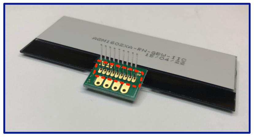 Pic practice 4 module soldering