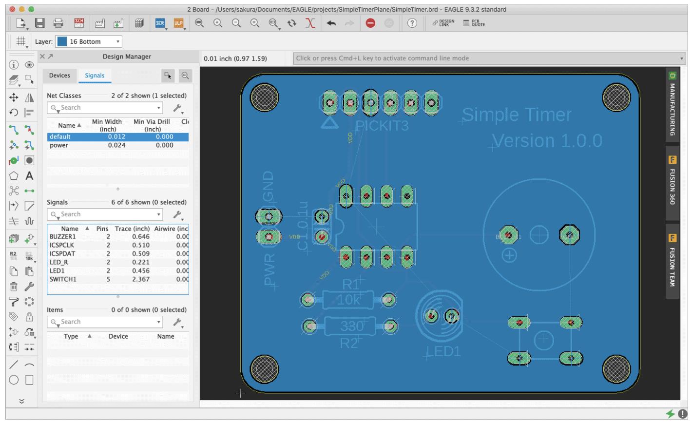 AutodeskEAGLEベタパターン作成新方法2-7