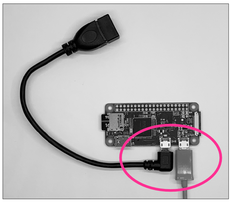 Raspberry Pi ZeroシリーズUSBコネクタ干渉2