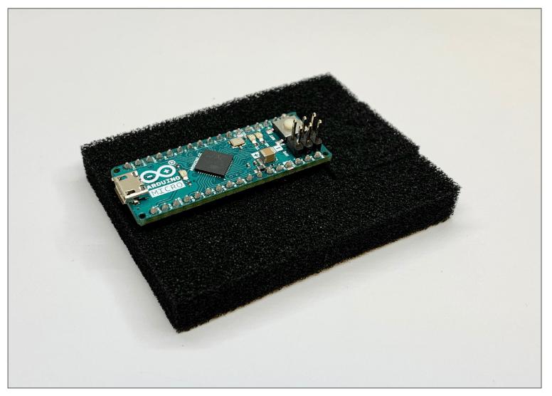 Arduino Micro梱包