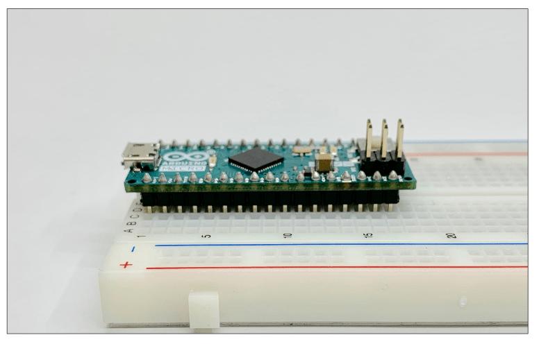Arduino Micro取り外し手順3