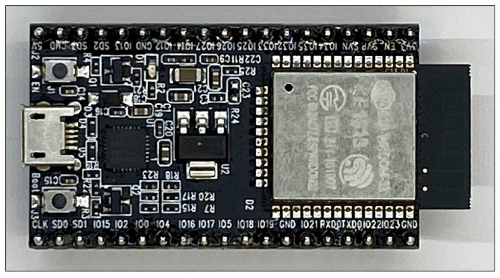 ESP32-DevKitCボード